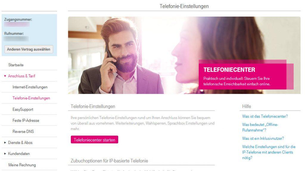 telefoniecenter